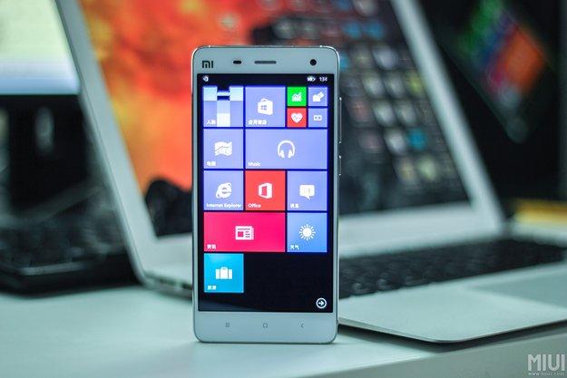 Xiaomi E4 Windows 10 Mobile ROM wird am 1. Juni veröffentlicht (Video)