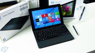 Dell Venue 10 Pro (5056) mit neuen Prozessoren &amp&#x3B; Windows 10 in Vorbereitung