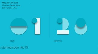 Google I/O 2015 Keynote per Video-Livestream ab 18.30 Uhr folgen