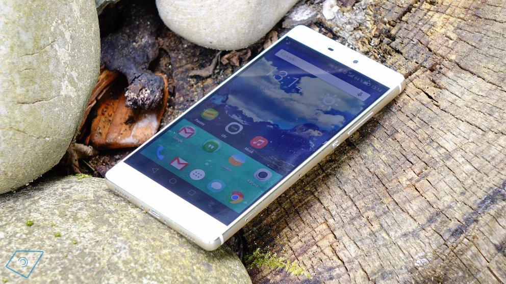 Huawei P8 Test-1