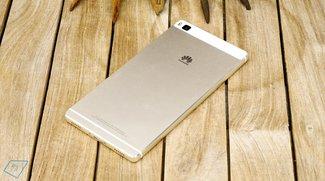 Huawei P8: Android 6.0 Update steht zum Download bereit