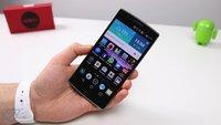 LG G Flex 2 Android 5.1.1 Lollipop Update wird verteilt