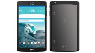 LG G Pad X Tablet zeigt sich auf ersten Pressebildern