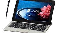 NEC Hybrid Standard mit 11.6 Zoll, Digitizer & Intel Core M vorgestellt
