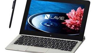 NEC Hybrid Standard mit 11.6 Zoll, Digitizer &amp&#x3B; Intel Core M vorgestellt