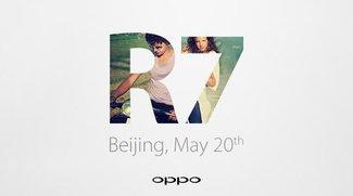 Oppo R7 &amp&#x3B; Oppo R7 Plus: Benchmark enthüllt technische Daten
