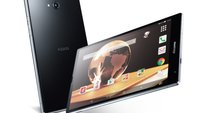 Sharp Aquos Pad SH-05G mit Snapdragon 810 & IGZO-Display vorgestellt