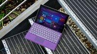 Microsoft Surface 3 Test: Top Windows-Tablet zu Fabel Preisen