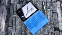 Surface 3: Pre-Release Treiber für Windows 10 veröffentlicht