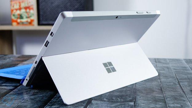 Surface Pro 4 mit Skylake CPU &amp&#x3B; Windows 10 im Oktober erwartet