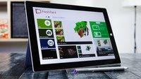 Surface 3 mit 4 GB RAM & 64 GB Speicher aufgetaucht