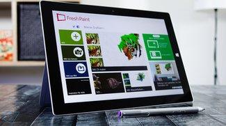 Surface 3 mit 4 GB RAM &amp&#x3B; 64 GB Speicher aufgetaucht