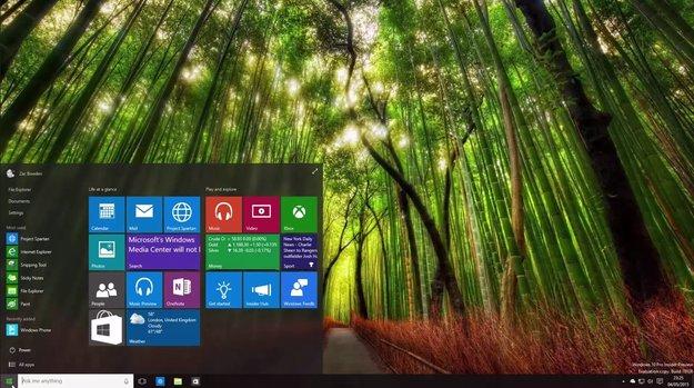 Windows 10 Build 10108 Neuerungen im Video demonstriert