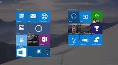 Windows 10 Build 10125 geleakt und im Video vorgestellt
