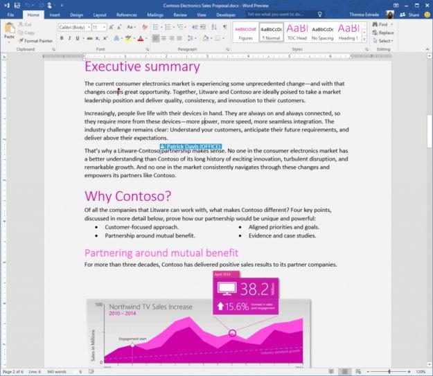 Office 2016 Public Preview steht zum Download bereit