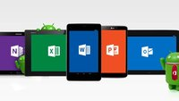 Microsoft Apps zukünftig auf Android-Tablets von LG, Sony usw.