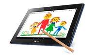 Acer Iconia Tab 10 A3-A30 mit FHD-Display & Precison Plus-Technologie vorgestellt