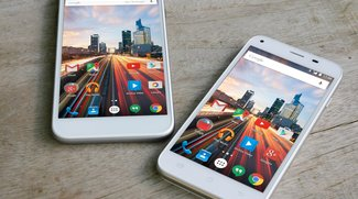 Archos 50 Helium Plus &amp&#x3B; 55 Helium Plus vorgestellt (Video)