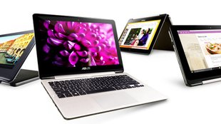 Asus Transformer Book Flip TP200 mit Windows 10 vorgestellt