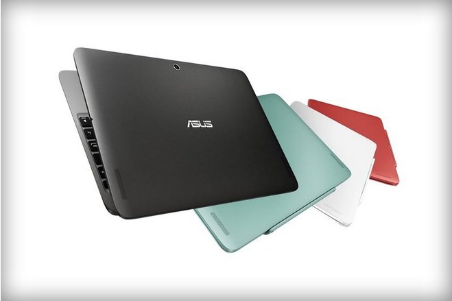 Asus Transformer Book T100HA Colors