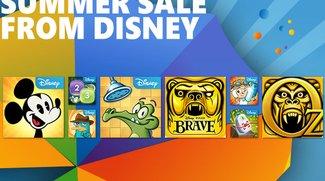 Microsoft &amp&#x3B; Disney verschenken 9 Spiele für Windows Phone
