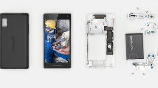 Fairphone 2: Bestwertung von iFixit verliehen