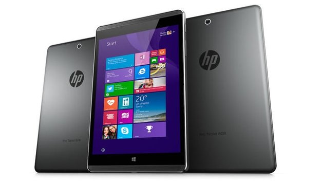 HP Pro Tablet 608 mit 7,9 Zoll 4:3 Display & Intel Atom x5 vorgestellt (Video)