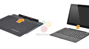 Lenovo IdeaPad Miix 300 10: Windows-Tablet mit Tastatur-Dock in Vorbereitung