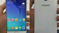 Samsung Galaxy A8 mit neuem Design auf ersten Fotos