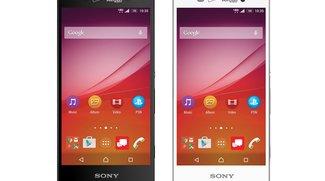 Sony Xperia Z4v mit 5,2 Zoll Quad-HD-Display vorgestellt