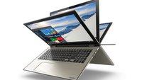 Toshiba Satellite Radius & Satellite Fusion Windows-Convertible vorgestellt