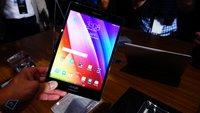 Asus Zenpad S 8.0: Erster Eindruck im Hands-On Video