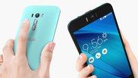 Asus ZenFone Selfie mit 13-MP-Kamera & Dual-Tone-LED-Blitz an der Front vorgestellt