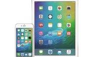 iOS 9 Beta 1 steht für Entwickler zum Download bereit