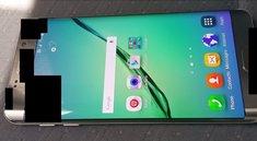Samsung Galaxy S6 Plus mit Dual-Edge-Display auf ersten Fotos?