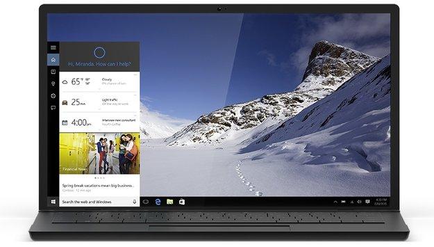 Windows 10 auf dem USB-Stick bereits vorbestellbar