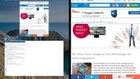 Microsoft erklärt Windows 10 Snap Funktionen