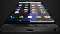 BlackBerry Venice Slider-Smartphone mit Android Pressebild aufgetaucht