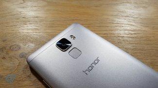 Honor 7: Android 6.0 Marshmallow-Update wird ausgerollt