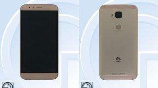 Huawei G8 mit 5,5 Zoll &amp&#x3B; Fingerabdruckscanner aufgetaucht
