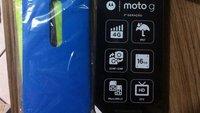 Moto G 3. Generation Unboxing-Fotos aufgetaucht