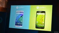Motorola Moto X Style und Moto X Play offiziell vorgestellt (Video)