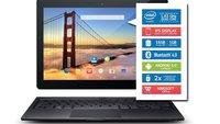 Odys Evolution 12 mit 11.6 Zoll, Tastatur-Dock & Android 5.0 für 229€ vorbestellbar