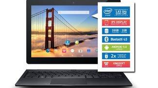 Odys Evolution 12 mit 11.6 Zoll, Tastatur-Dock &amp&#x3B; Android 5.0 für 229€ vorbestellbar