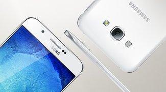 Samsung Galaxy A8 (2016): Revival des Galaxy S6