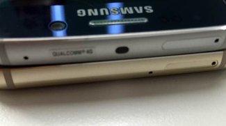 Samsung Galaxy S6 Edge Plus: Neue Fotos bestätigen Design