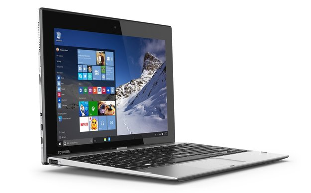 Toshiba Encore 10 und Encore 10K Windows 10 Tablets vorgestellt