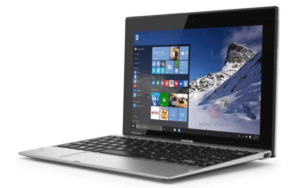 Toshiba Satellite Click 10 mit Intel Atom X5, Windows 10 & FHD-Display geleakt