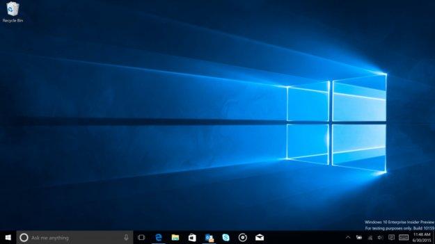 Windows 10: Build 10159 verspricht 300 Bugfixes und Überraschung