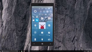 Windows 10 Mobile Build 10158 Neuerungen im Video demonstriert